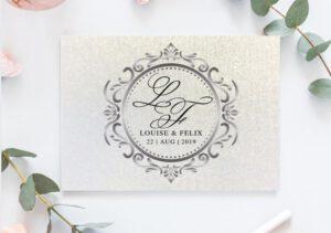 MyLouise Hochzeitsshop Personalisierte Save the Date Postkarten zur Hochzeitt
